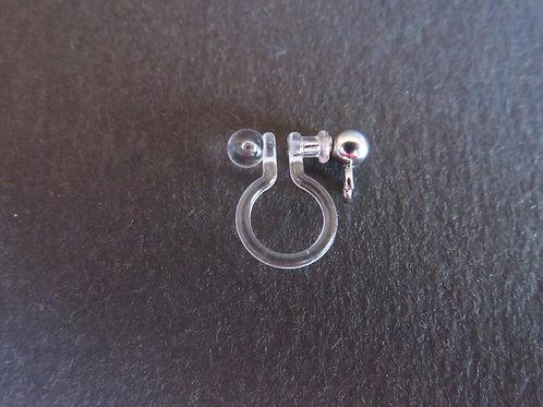 option crochets pour oreilles non percées