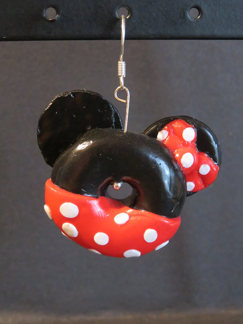 Boucle donuts Minnie