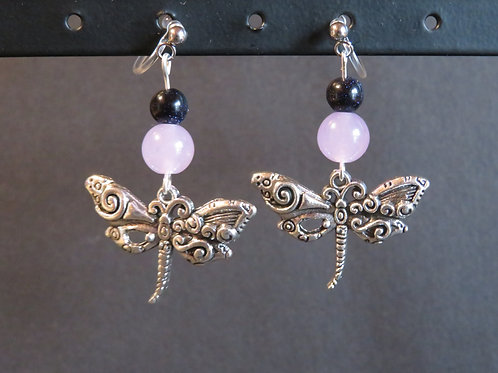 Boucles libellules
