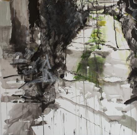 BRYALLY LANE | INK ON PAPER