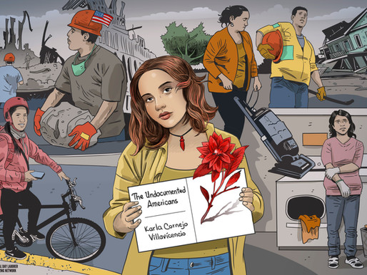 "Book Review: ""The Undocumented Americans by Karla Cornejo Villavicencio"""