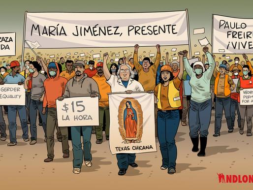 María Jiménez: A Chicana Who Embraced Popular Education (2/8/ 1950 - 1/12/2020)