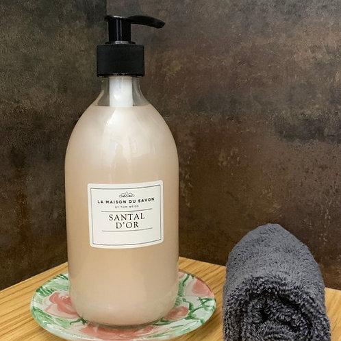 סבון SANTAL D'OR