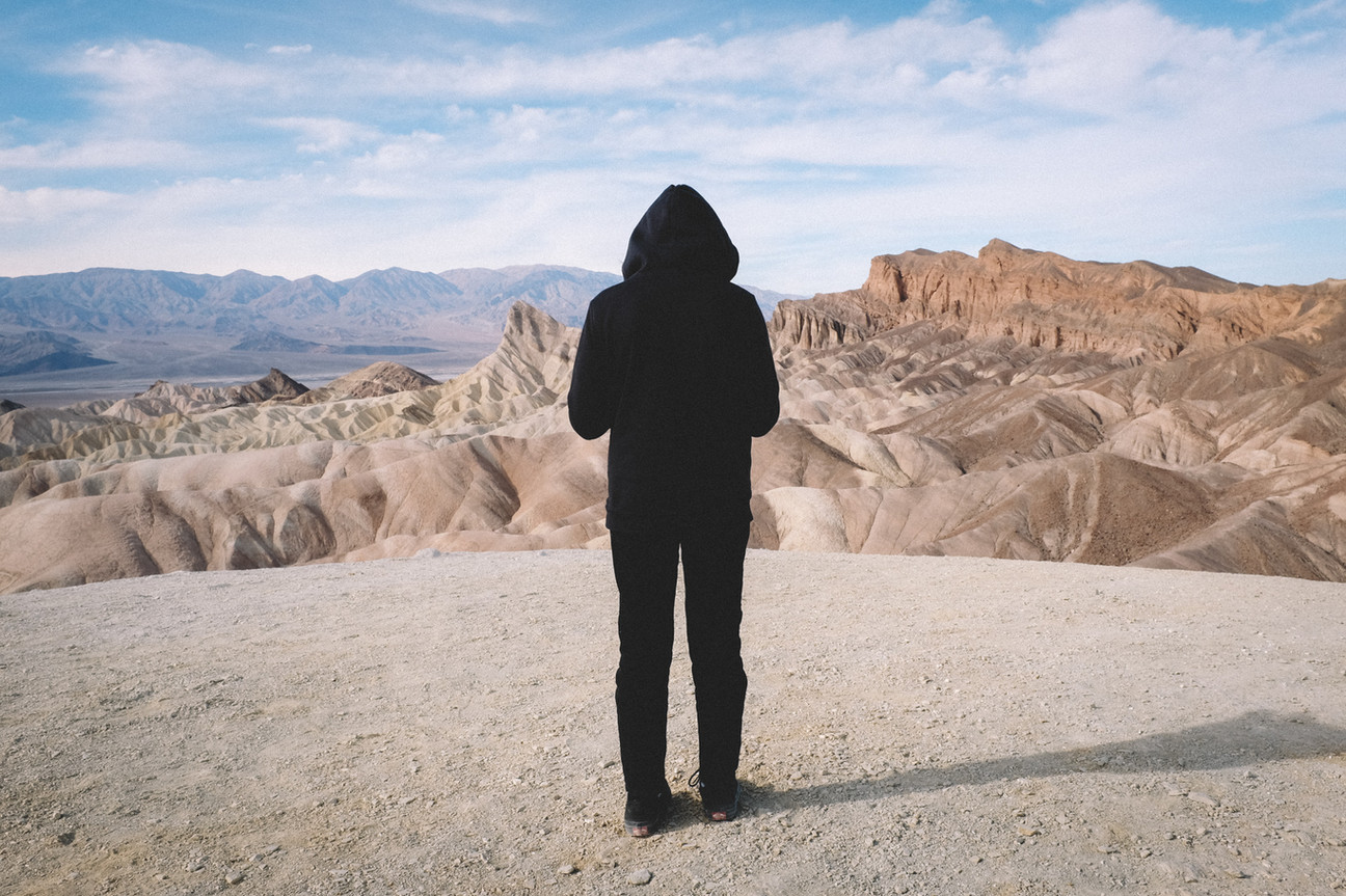 Ingrid Nelson Photography Travel photos Death Valley, CA