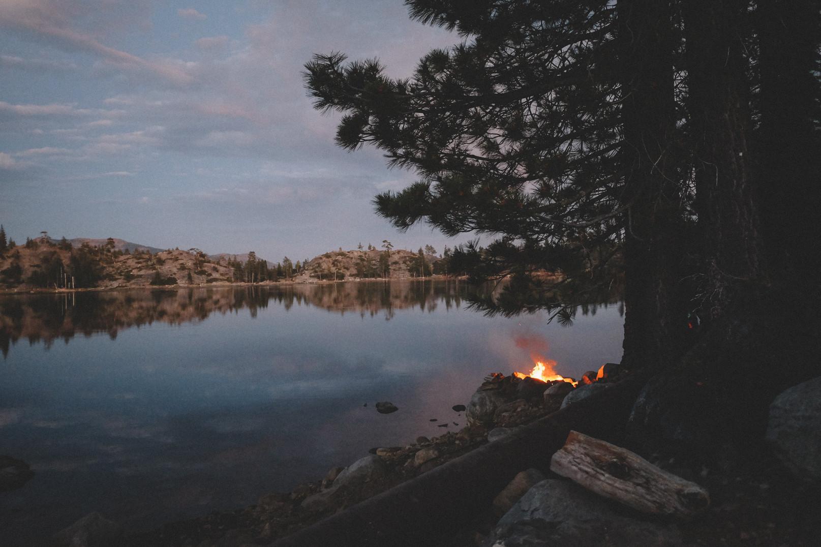 Ingrid Nelson Photography Lake Spaulding Blue Lake