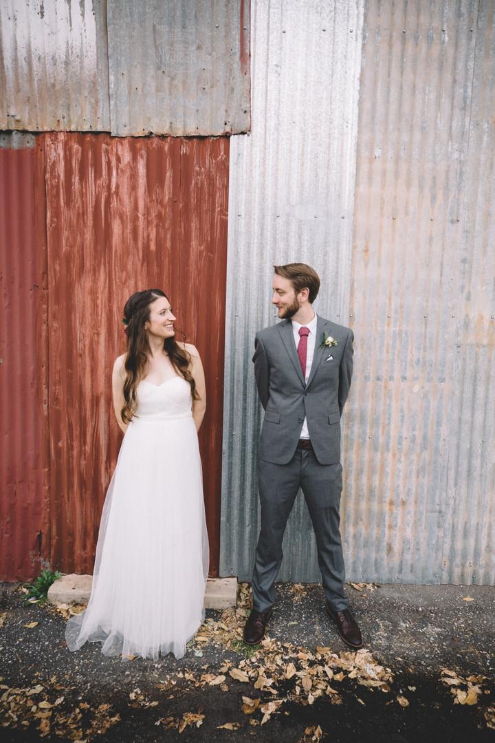 Lisa + Matt