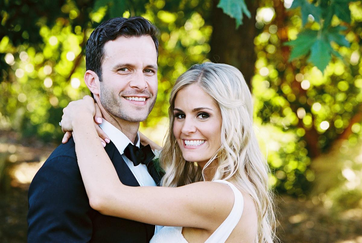 Stephanie + Corey