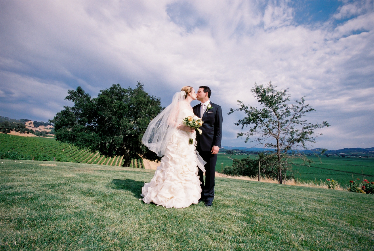Myrtle + Marjoram Napa Wedding