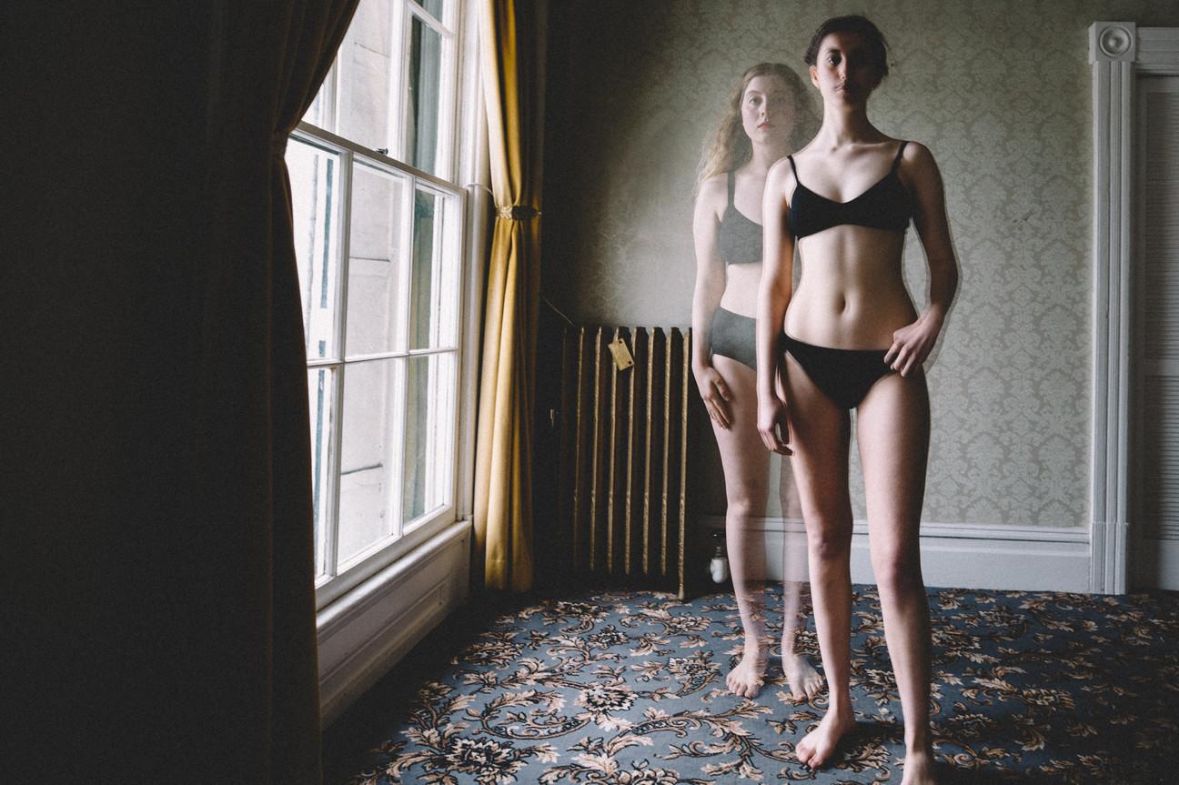 Pansy Underwear. National Hotel. Ingrid Nelson Photographer. Kitkitdizzi