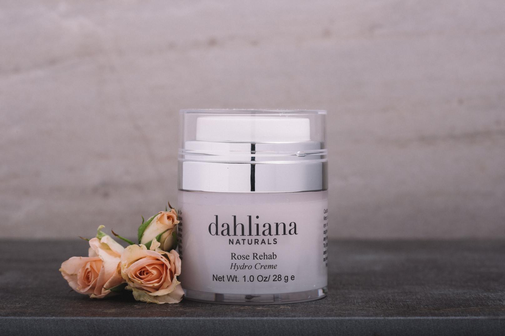 Dahliana Skin Care Ingrid Nelson Photographer Nevada City