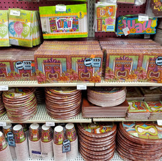 Luau Paper Products