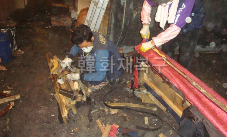 2012_10_신설동 건물 지하_공사사진_8