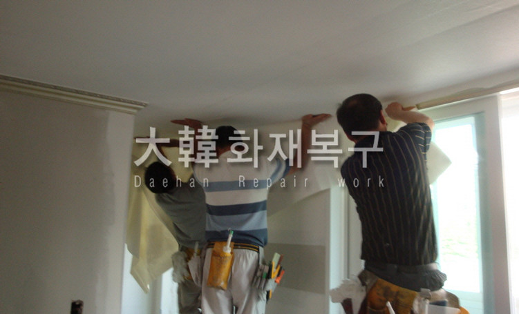 2011_9_여의도 삼익아파트_공사사진_5