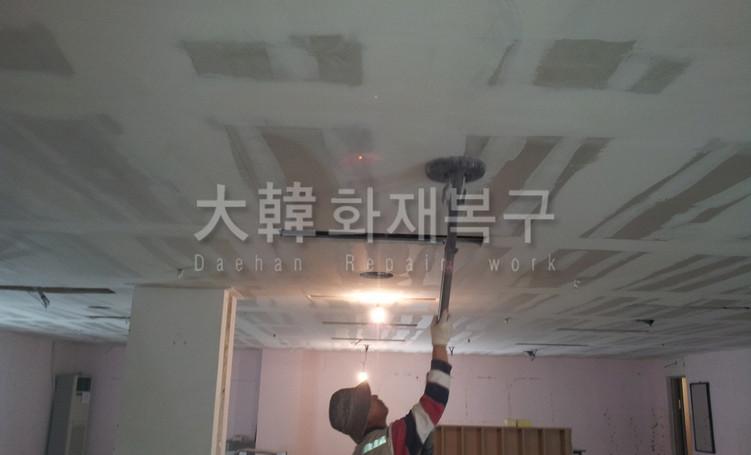 2012_10_면목교회 지하 리모델링_공사사진_4