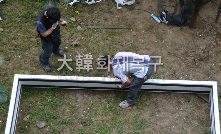 2011_9_여의도 삼익아파트_공사사진_9