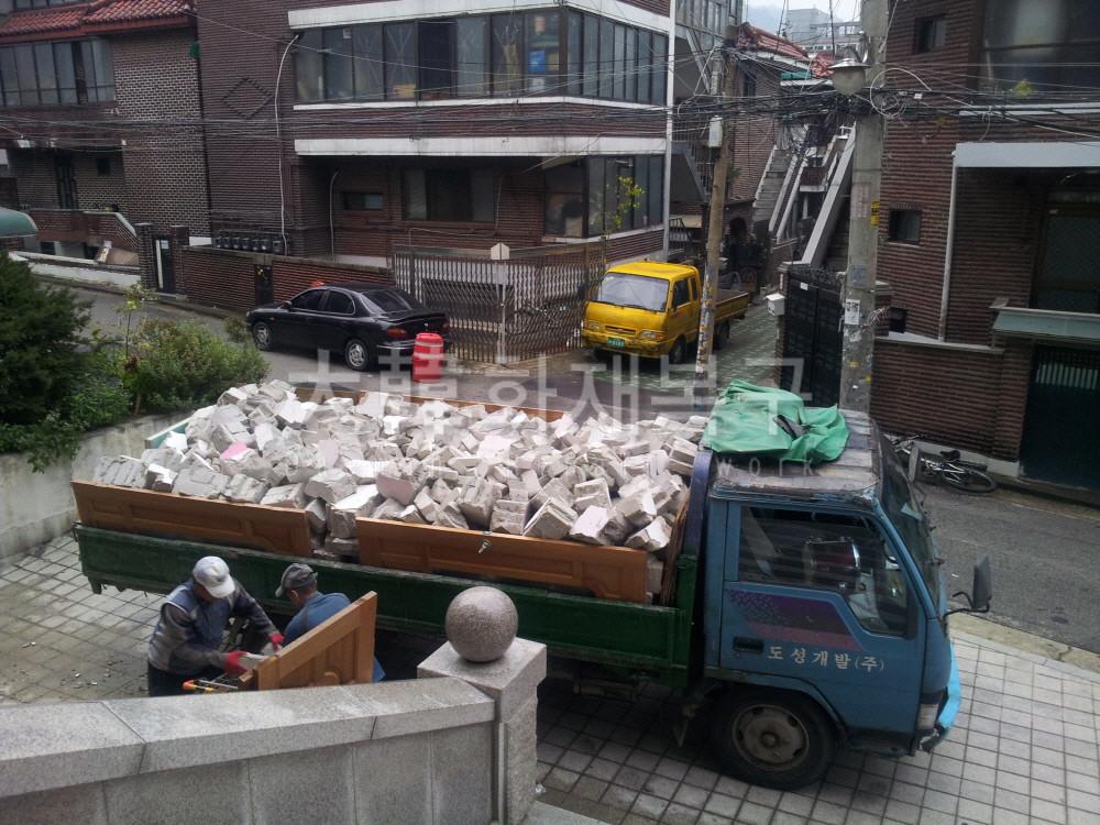 2012_10_면목교회 지하 리모델링_공사사진_8