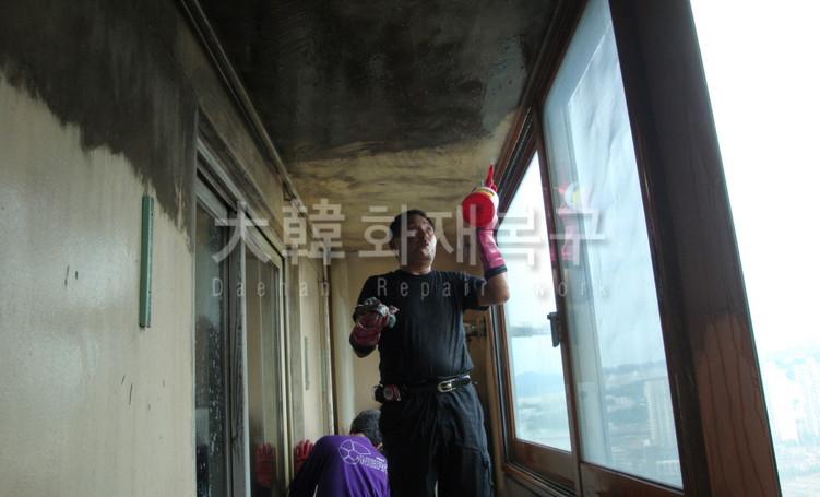 2011_8_청량리 동부아파트_공사사진_9