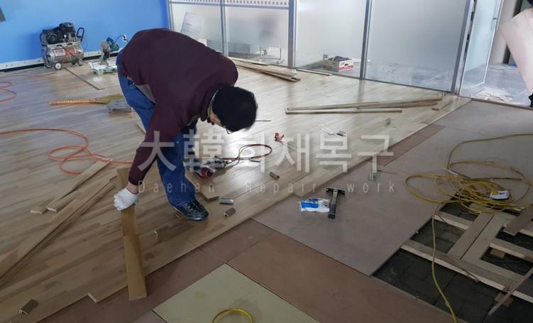 2017_12_서울 삼육고등학교_공사사진_4