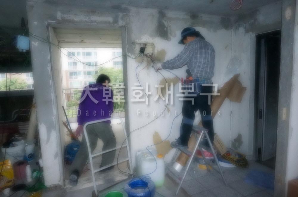 2013_9_안양 삼성아파트_공사사진_14