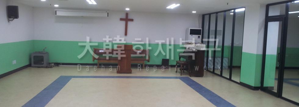 2012_10_면목교회 지하 리모델링_완공사진_4
