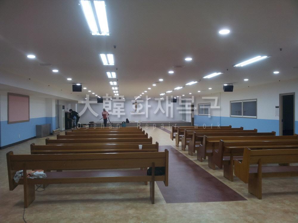 2012_10_면목교회 지하 리모델링_완공사진_8