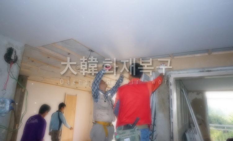 2013_9_안양 삼성아파트_공사사진_4