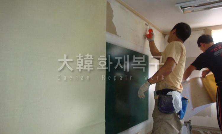 2012_9_자양동 학원_공사사진_2