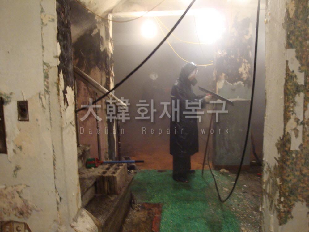 2012_10_신설동 건물 지하_공사사진_9