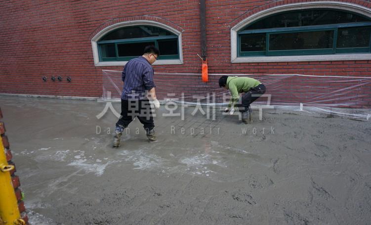 2013_12_면목동 주차장공사_공사사진_4