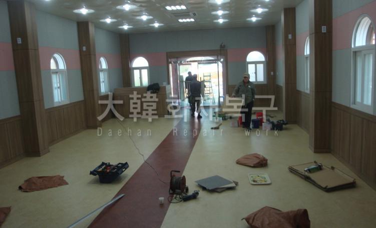 2012_12_이천 효양교회 리모델링_공사사진_7