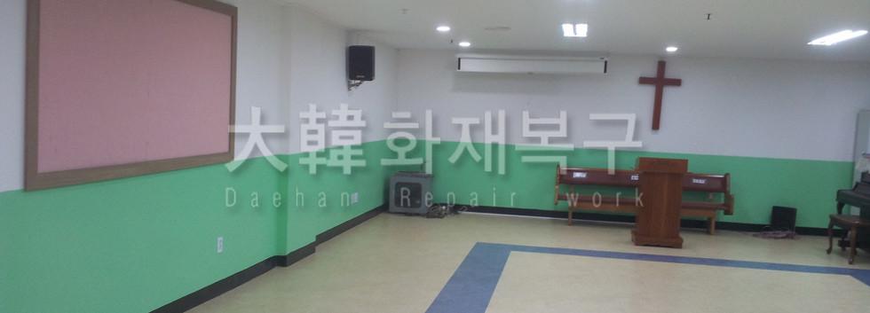 2012_10_면목교회 지하 리모델링_완공사진_2