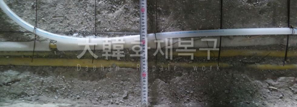 2017_12_김포 감정동 쌍용아파트_공사사진_1