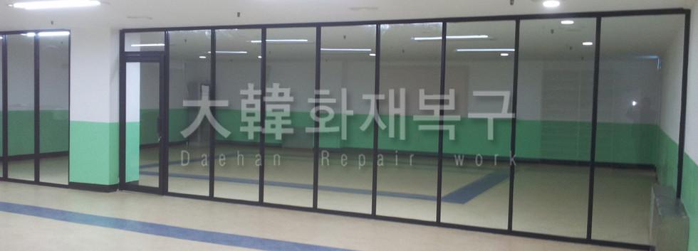 2012_10_면목교회 지하 리모델링_완공사진_7