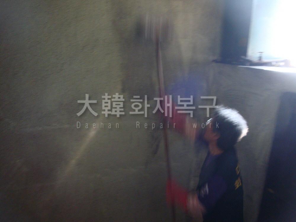 2012_10_신설동 건물 지하_공사사진_1