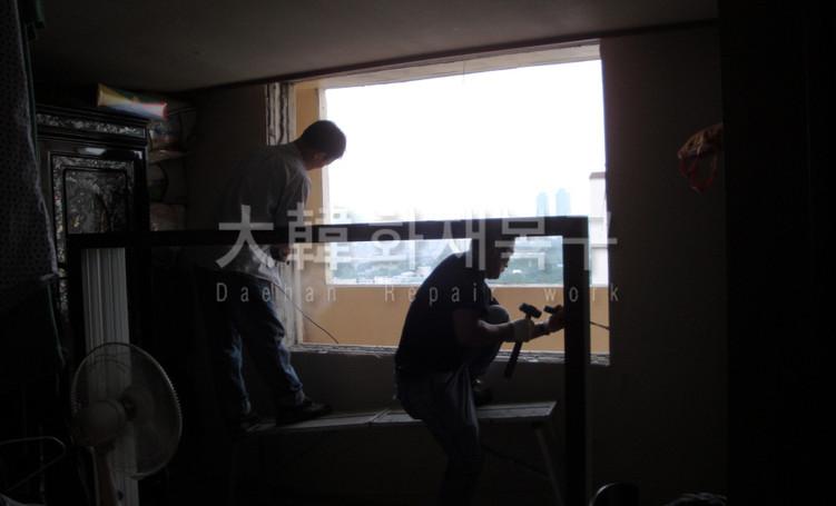 2011_8_청량리 동부아파트_공사사진_5