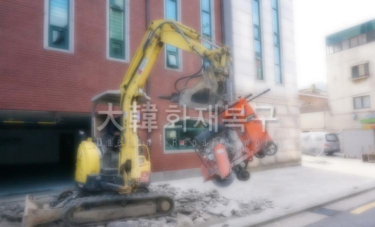 2013_12_면목동 주차장공사_공사사진_13