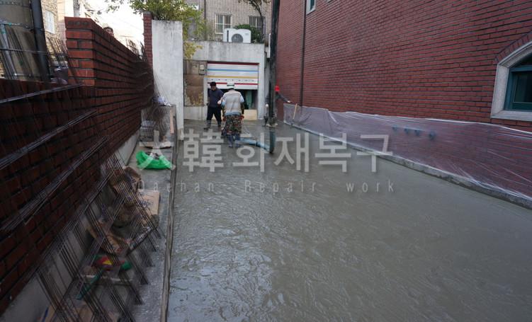 2013_12_면목동 주차장공사_공사사진_6