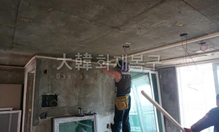 2013_5_부평 산곡동 한화1차아파트_공사사진_1