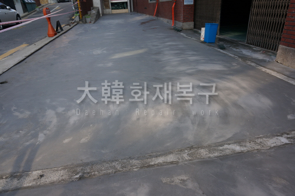 2013_12_면목동 주차장공사_공사사진_3