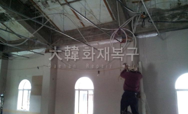2012_12_이천 효양교회 리모델링_공사사진_13