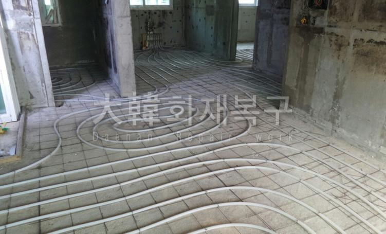 2017_12_김포 감정동 쌍용아파트_공사사진_2