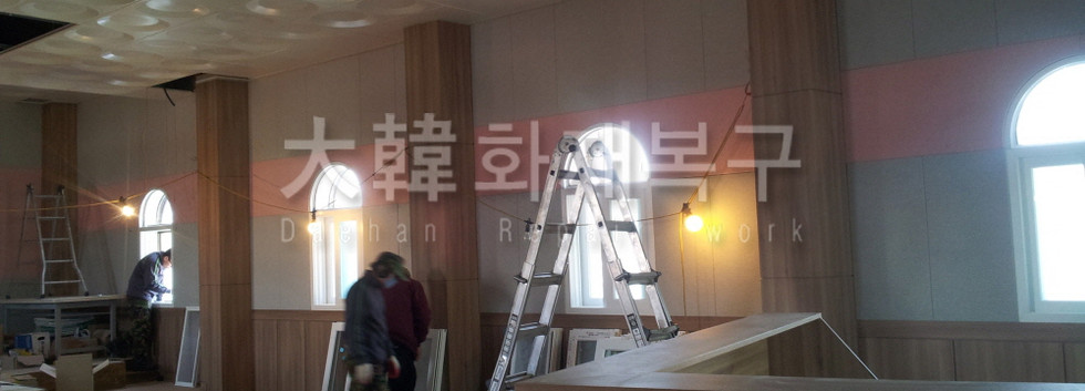 2012_12_이천 효양교회 리모델링_공사사진_8