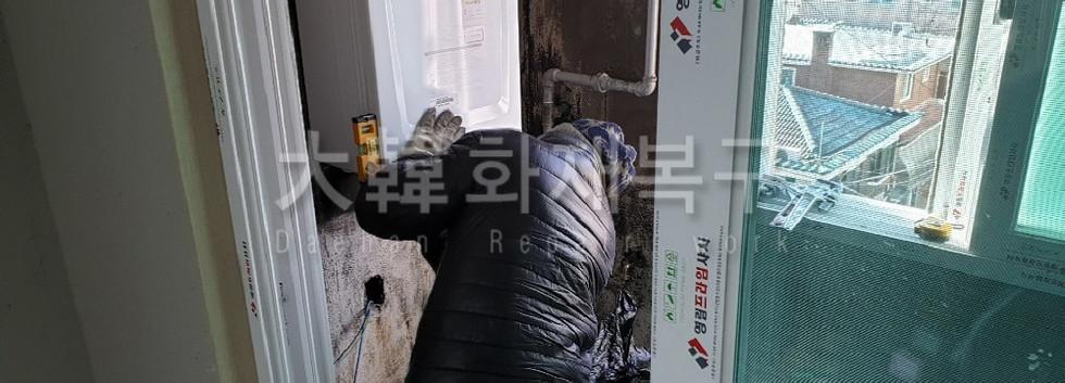 2018_12_수유동 빌라_공사사진_1