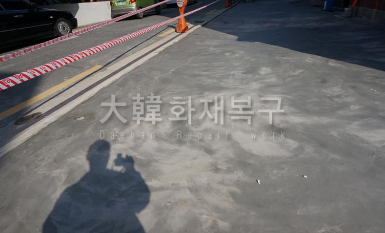 2013_12_면목동 주차장공사_공사사진_2