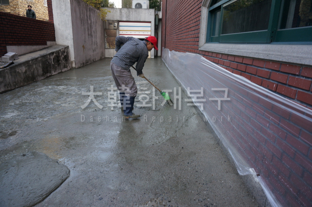 2013_12_면목동 주차장공사_공사사진_7