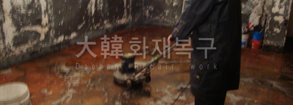 2012_10_신설동 건물 지하_공사사진_4