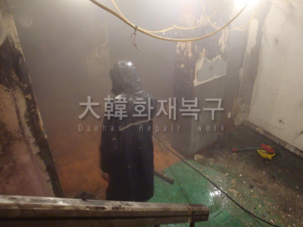 2012_10_신설동 건물 지하_공사사진_10