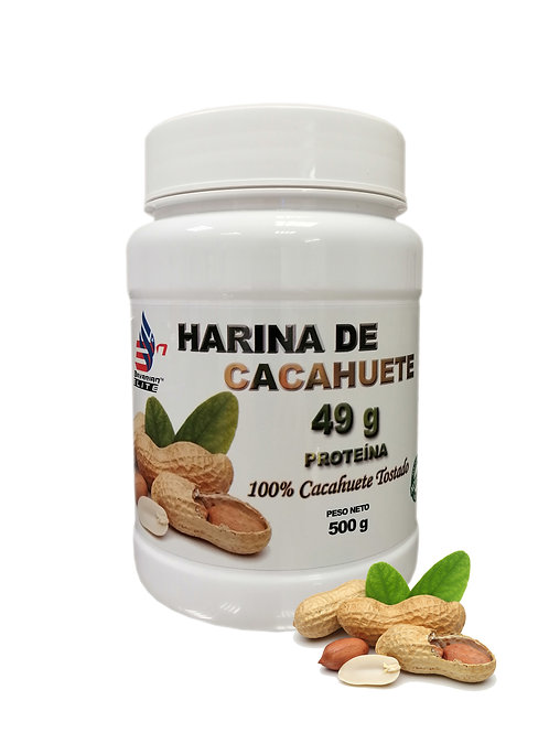HARINA DE CACAHUETE 500 g