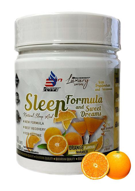 SLEEP FORMULA Melatonina, Triptófano, Magnesio