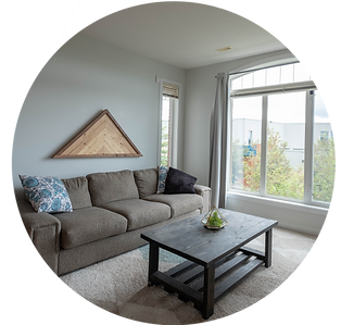 Real Estate Listing Website circle image